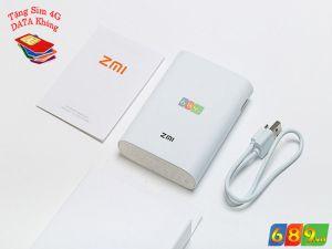 Wifi 4G Xiaomi Zmi MF855 Tốc Độ 150Mbps