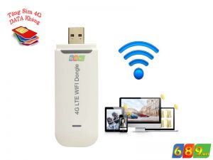 Wifi 4G LTE Wifi Dongle Tốc Độ 150Mbps