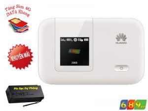 Bộ Phát Wifi 4G Huawei E5372 Tốc Độ 150Mbps