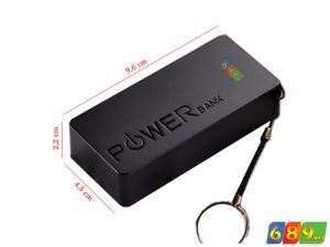 Pin Sạc Dự Phòng Power Bank 5600mAh Giá Rẻ Nhất
