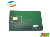 Sim 3G Viettel Trọn Gói 1 Năm Không Phải Nạp Tiền