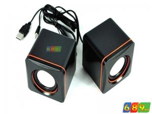 Loa Mini CoolMax 2.0 Cắm Điện Usb 12V
