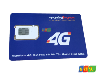 Sim 4G Mobifone Khuyến Mại 62Gb/Tháng (2Gb/Ngày) Tốc Độ Cao