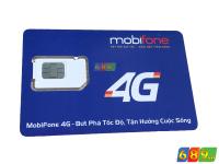 Sim 3G/4G MobiFone Khuyến Mại 100GB/Tháng Nghe Gọi Nhắn Tin Được