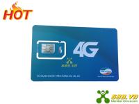 Sim 4G Viettel Khuyến Mại 2Gb/Ngày (62Gb/Tháng) Đăng Ký Thêm Gói Cước