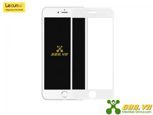Kính Cường Lực Full Viền iPhone 6 Plus Thương Hiệu Lecun