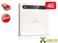 Bộ Phát Wifi 4G Huawei B593 Tốc Độ Cao Lên Đến 300Mbps