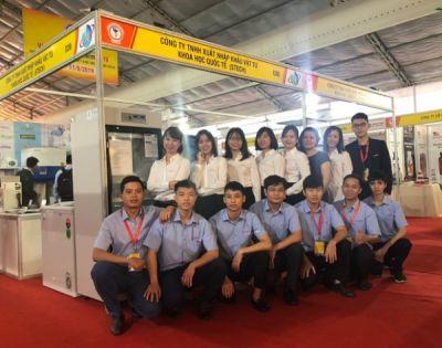 STECH tham gia Triển lãm VIETNAM MEDIPHARM 2019 tại Hà Nội