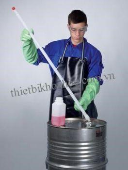 Dụng cụ lấy mẫu lỏng bằng nhựa PP trong, dài