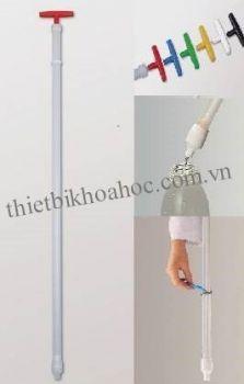 Dụng cụ lấy mẫu nhớt bằng nhựa PP trong