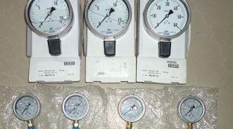 Các loại đồng hồ áp suất đang được sử dụng nhiều nhất hiện nay