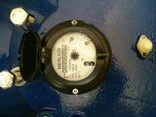 Đồng hồ đo nước mặt bích MERLION LXLC - 100, water meter Flange