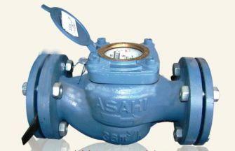 Đồng hồ nước ASAHI DN50