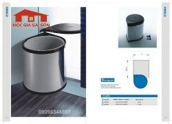 Thùng rác âm tủ 307015