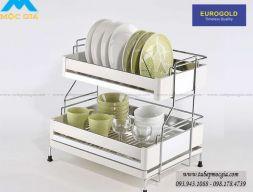 Kệ chén đặt bàn Eurogold EU04500