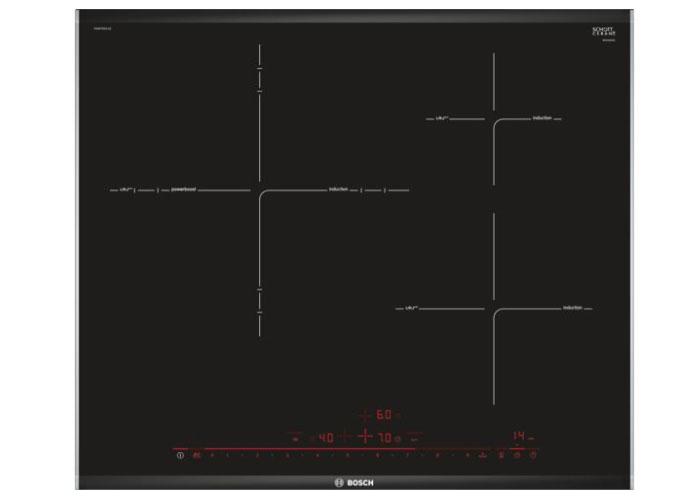 Bếp Từ Bosch 3 Vùng nấu HMH.PID675DC1E Series 8