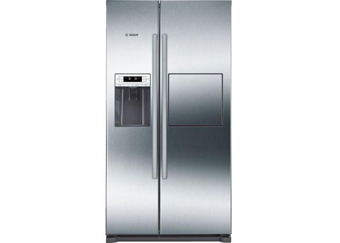 Tủ Lạnh Bosch 2 Cánh Side By Side HMH.KAG90AI20G