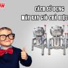 Cách sử dụng máy xay giò chả hiệu quả?