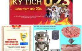 Máy xay giò chả NEWSUN giảm giá sập sàn đến 23%