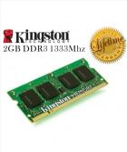 RAM 2G DDR3-PC3 BUS 1333 (KINGTON)