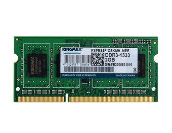 RAM 2G DDR3-PC3 BUS 1333 (KINGMAX)