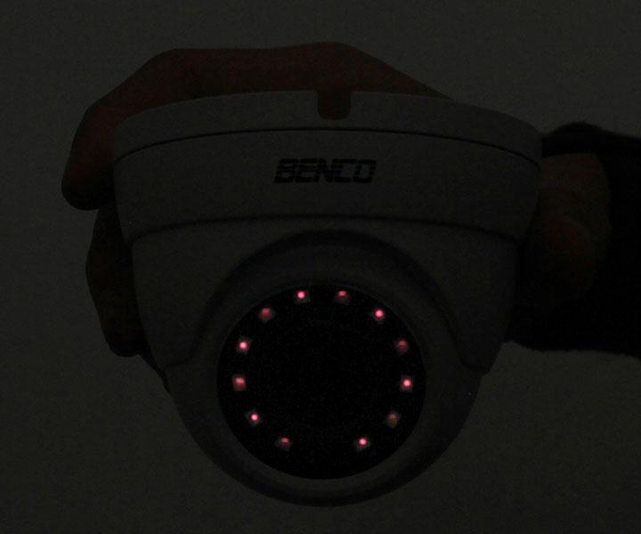 Camera tự động điều chỉnh ánh sáng hồng ngoại