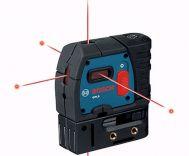 Thiết bị định vị điểm laser Bosch GPL 5