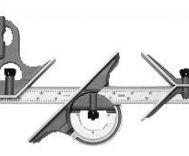 Bộ thước đo vuông góc Mitutoyo 180-197