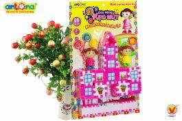 Cửa hàng kẹo mút