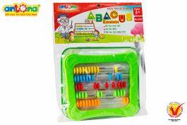 Bàn tính Abacus - Hệ số 10