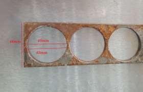 Pát sắt hình tròn