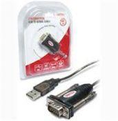 Cáp chuyển đổi USB sang RS232 Unitek Y-105