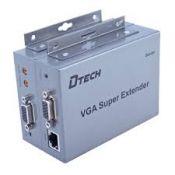 Dtech DT-7020B VGA Extender 50-300m