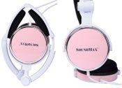 Tai nghe SoundMax AH308 Mic