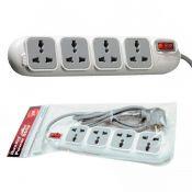 Ổ cắm điện chống sét đa năng Huntkey PZC401