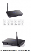 TV Box Android OTT X92  2G+16G 4K