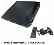 TV Box Android OTT M96X 2G+8G