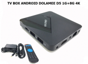 TV Box Android DOLAMEE D5 1G+8G
