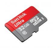 Thẻ nhớ 32GB Micro SD C10, Read 80MBs SanDisk