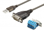CÁP USB to RS422 RS485 UNITEK (Y - 1082)