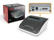 HDD Docking Statiton SATA USB 2.0 + eSata + Hub USB Y1062