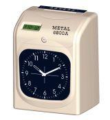 Máy chấm công thẻ giấy METAL 6800A