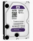 Western Digital Purple - 6TB - 64MB Cache - IntelliPower - SATA 6 Gb/s (WD60PURX)