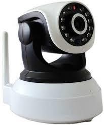 Camera ip wifi không dây P2P 1.3MP