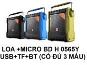 Loa + Micro BDH 0565Y