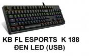 KB c Đen Led (USB)