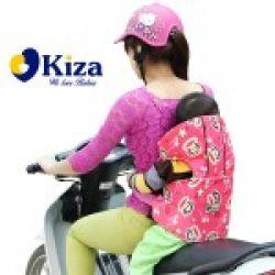 Đai xe máy an toàn Kiza 2015