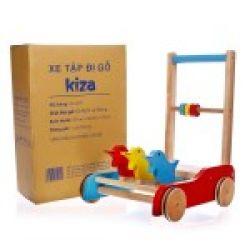 Xe tập đi gỗ Kiza Classic