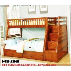 Giường tầng 192 (gỗ)