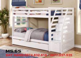 Giường tầng 165 (trắng)